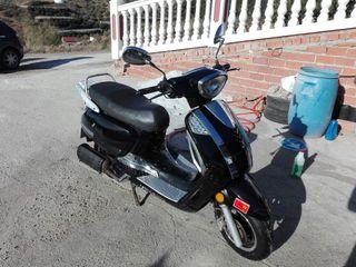 moto 125 del 2011