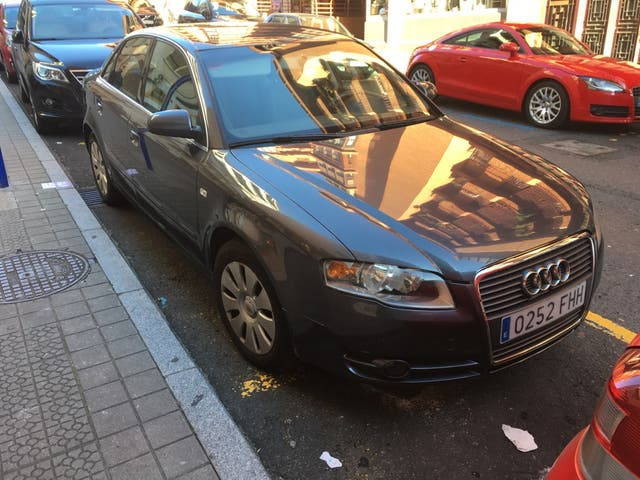 Audi A4 2006 (B7)