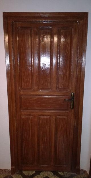 Puertas de madera de segunda mano por 90 en lodosa - Puertas de madera segunda mano ...