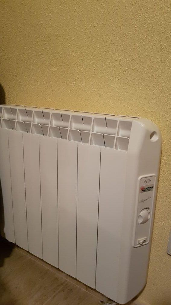 Radiadores calor azul de segunda mano por 480 en yuncler - Radiadores de calor azul ...
