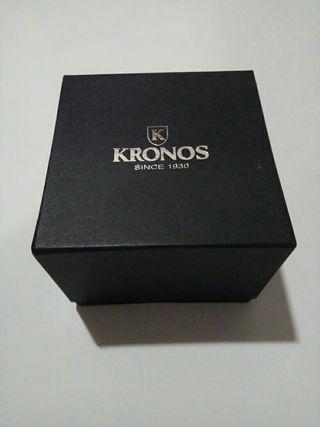 Reloj Kronos nuevo
