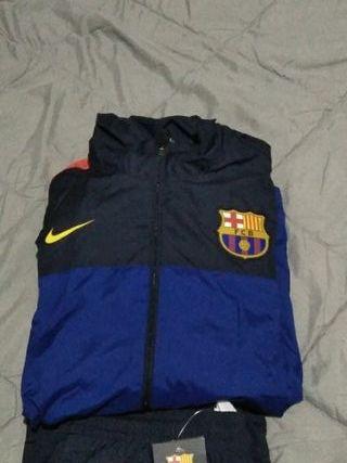 Chándal Completo FC Barcelona