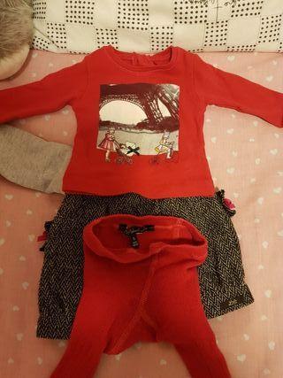 ropa bebe niña