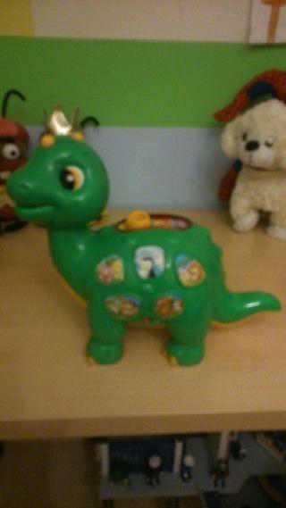dinosaurio actividades