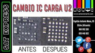 IPHONE IC CHIP CARGA U2 36PIN