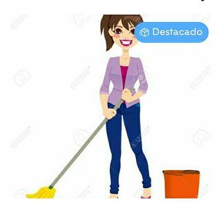 tareas del hogar y cuidado de niños