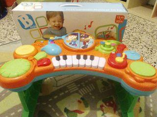 Piano mesa musical infantil de segunda mano por 14 en legan s en wallapop - Instrumentos musicales leganes ...