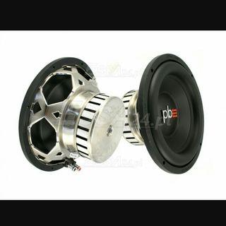 Subwoofer power bass