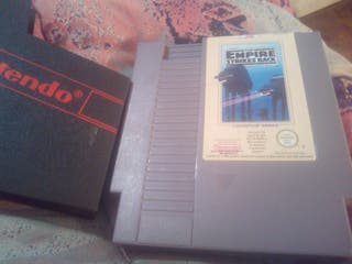 juego nintendo nes empire strikes back