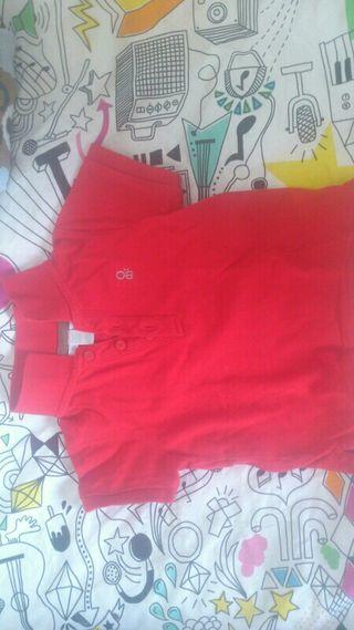 Camiseta obaïbi 18 meses