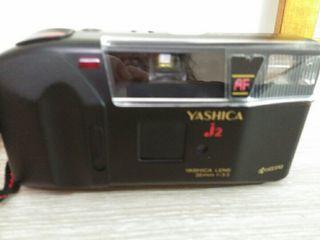 Cámara de fotos analógica Jashica j2