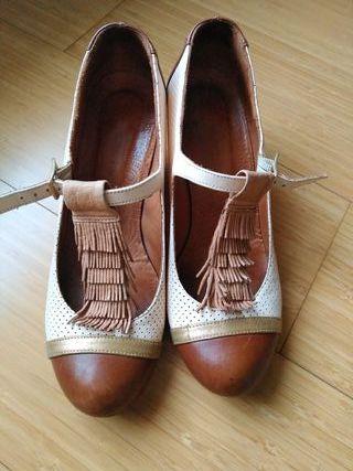 zapatos Chie Mihara 39