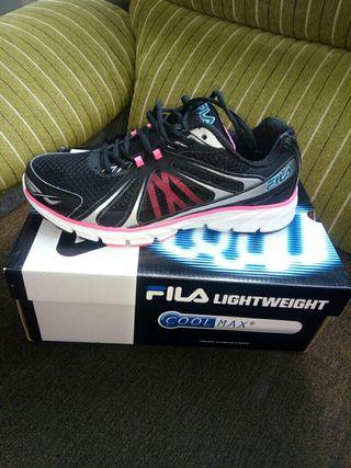zapatillas fila lightweight