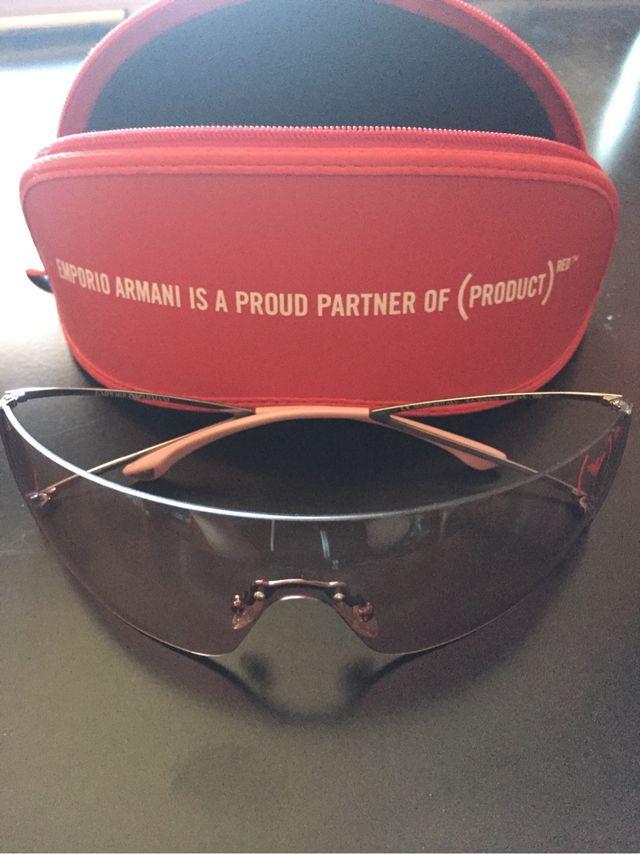 dd5a539eb8 Gafas de sol Armani Bono U2 de segunda mano por 120 € en Madrid en ...