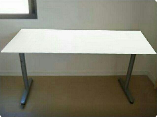 Escritorio mesa oficina - recta de segunda mano por 60 € en San ...