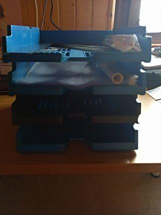 Bandejas escritorio