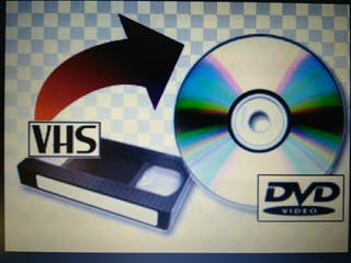 Digitalizo cintas VHS, VHS-C