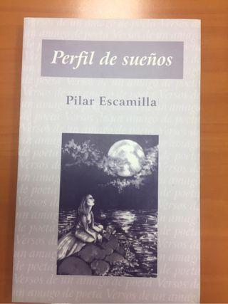 Libro poesia Perfil de sueños