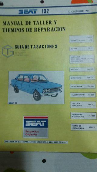 Manual de taller seat 132