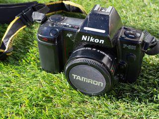 Cámara fotos Nikon F-801 AF