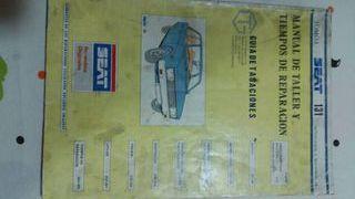 Manual de talller Seat 131.