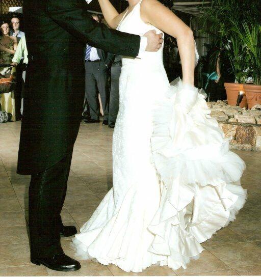 vestido de novia victorio y lucchino. de segunda mano por 949 € en