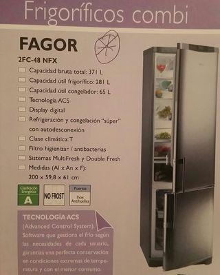 Cajones recambio de FAGOR 2FC - 48NFX