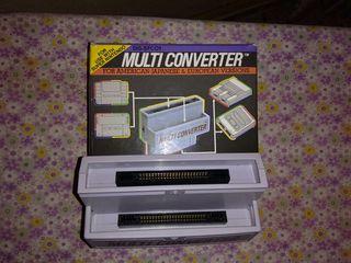 Convertidor Super Nintendo