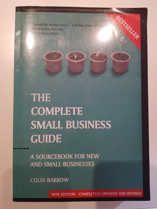 Libro - the complete small business guide