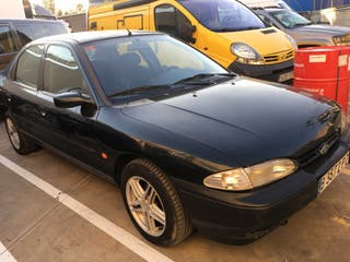 Ford Mondeo Td