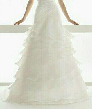 vestido de novia de marca de segunda mano en madrid en wallapop