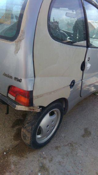despiece liger ambra coche sin carnet