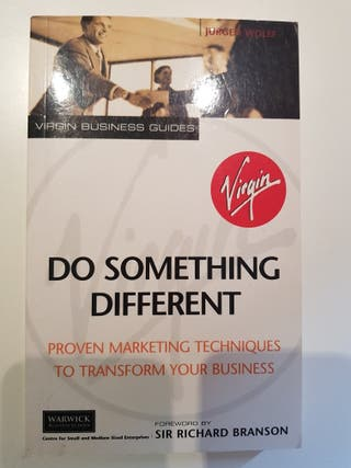 Libro - Do something different
