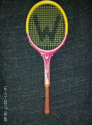 Raqueta tenis coleccionista