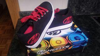 Zapatillas Heelys x2