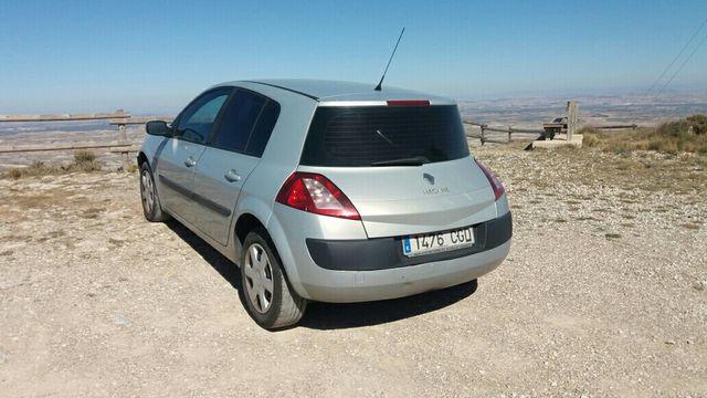 Renault Megane 2 dynamique 1.5TDI(2003)