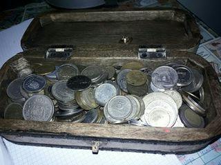 monedas antiguas y de otros paises