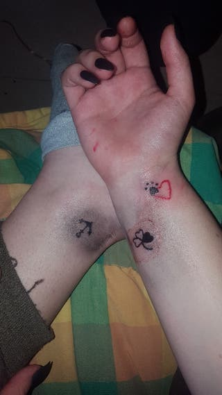 Tatuajes sencillos