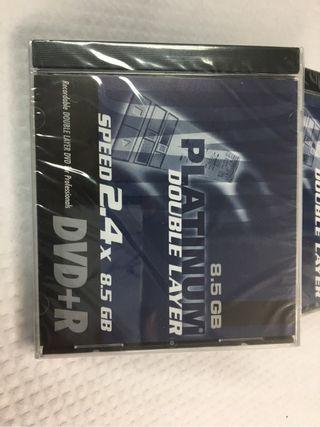 DVD R 8,5Gb PLATINUM