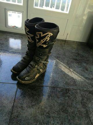 botas para quad