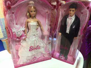 Novios barbie y ken