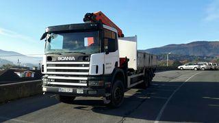 Transportes camion grua, fines de semana y festivo