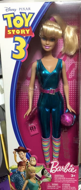 Barbie toy story