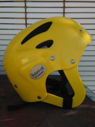 casco de piragua