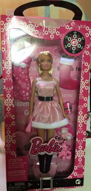 Barbie mama noel