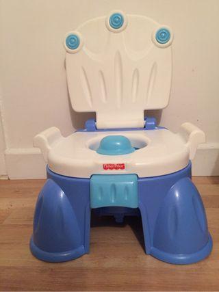 Royal Stepstool Potty 3in1