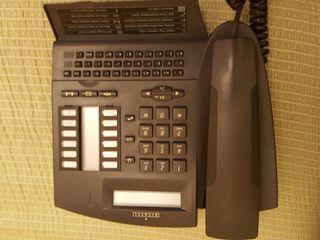 4 teléfonos de oficina