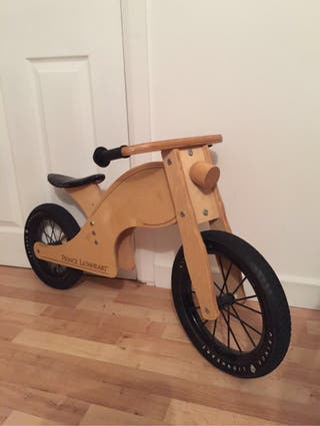 Chop Balance Bike