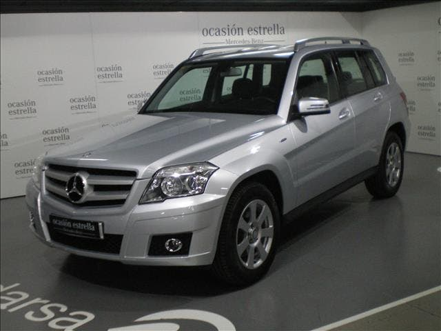 MERCEDES-BENZ Clase GLK 250CDI BE 4M