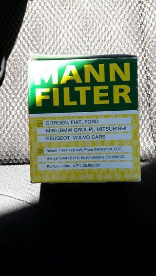 Filtro aceite Ford